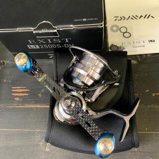 DAIWA - DAIWA 18イグジスト LT2500S-DH 極美品