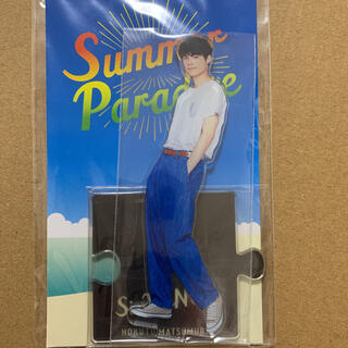Johnny's - Summer Paradise2018 SixTONES 松村北斗 アクスタ