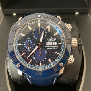 エドックス(EDOX)のEDOX クロノオフショア1 CHRONOFFSHORE1(腕時計(アナログ))