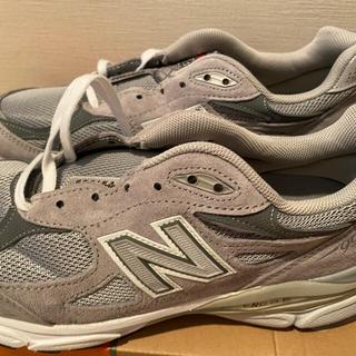 New Balance - ニューバランス new balance m990gl3
