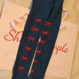 Shirley Temple - 新品 105 タイツ シャーリーテンプル
