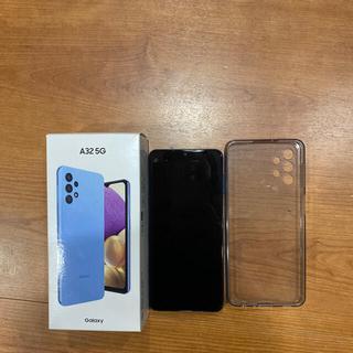 Galaxy - SAMSUNG Galaxy A32 5G SCG08 オーサム ブルー