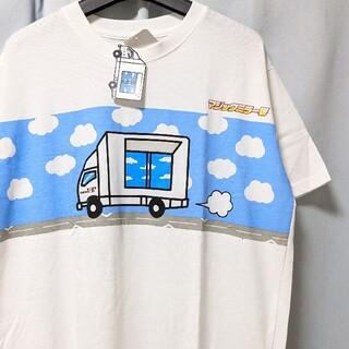 ■新品 ソフト オン デマンド マジックミラー号 Tシャツ 白L SOD■