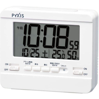 SEIKO - セイコー デジタル置き時計 温度湿度日付曜日
