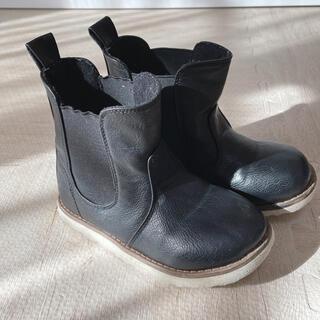 ザラ(ZARA)のサイドゴアブーツ 17cm(ブーツ)