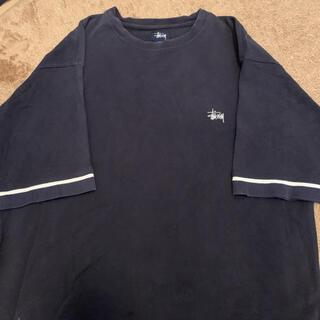 STUSSY - 厚手Tシャツ