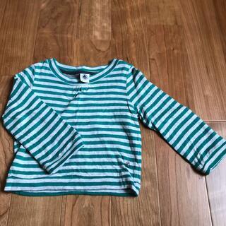 プチバトー(PETIT BATEAU)のプチバトーのカットソー(Tシャツ/カットソー)
