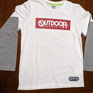 アウトドア(OUTDOOR)の長袖Tシャツ 160 OUTDOOR(Tシャツ/カットソー)