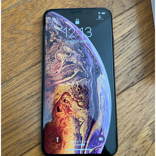 iPhone - アップル iPhoneXS Max 256GB Gold