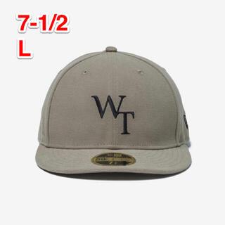 W)taps - WTAPS NEWERA 59FIFTY LOW PROFILE TWILL L