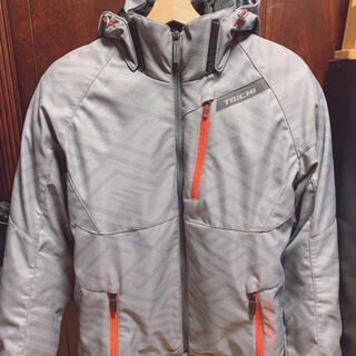 (売り切れました)RSタイチ ソフトシェルパーカー ジャケット Lサイズ