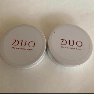 DUO〈デュオ〉クレンジンバーム  20g×2  新品 未開封