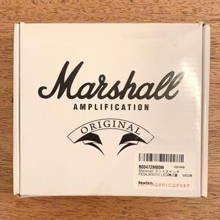 フランクリンアンドマーシャル(FRANKLIN&MARSHALL)のMarshall アンプ用 フットスイッチ PEDL-90010(ギターアンプ)