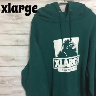 XLARGE - エクストララージ パーカー ビッグシルエット