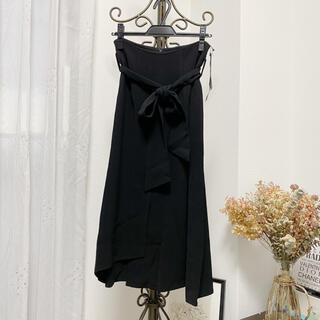 SCOT CLUB - Aga BLACK デザイン スカート