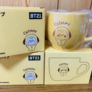 防弾少年団(BTS) - BTS BT21 防弾少年団 チミー CHIMMY マグカップ スープ カップ
