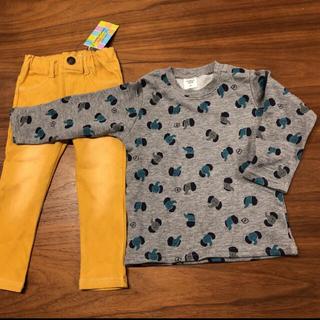 アンパサンド(ampersand)の新品 未使用 未開封 下着セット 90cm  95cm(Tシャツ/カットソー)