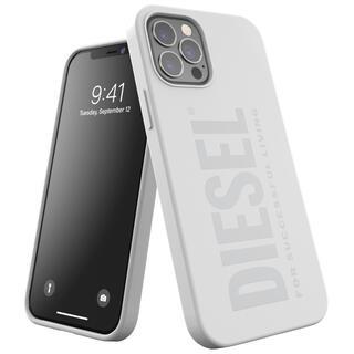 ディーゼル(DIESEL)のDIESEL iPhone12 シリコンケース(iPhoneケース)