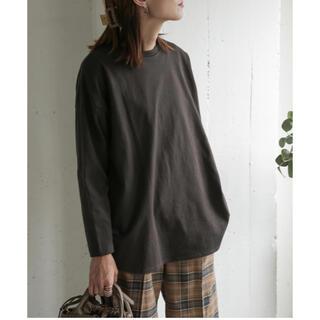 DOORS / URBAN RESEARCH - アップサイクルコットン長袖Tシャツ