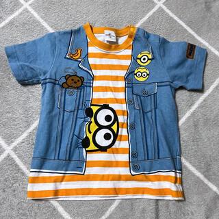 ユニバーサルスタジオジャパン(USJ)のユニバ ミニオンTシャツ 90(Tシャツ/カットソー)