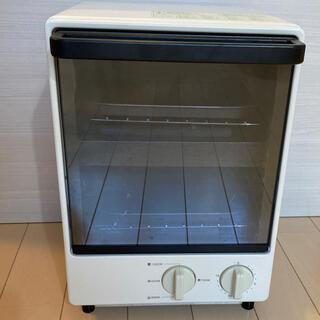 MUJI (無印良品) - 無印良品 縦型 2段 オーブントースター