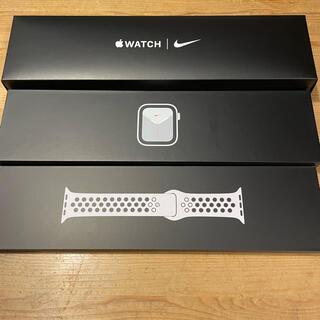 Apple Watch - Apple Watch Nike se  40mm  &バンド&充電ケーブル