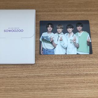 ボウダンショウネンダン(防弾少年団(BTS))のBTSミニフォト(公式)JIN/SUGA/J-hope/JIMIN(K-POP/アジア)