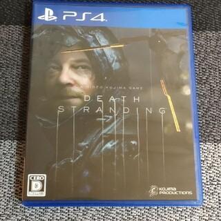 PlayStation4 - DEATH STRANDING デスストランディング  PS4