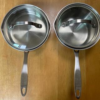 アサヒケイキンゾク(アサヒ軽金属)の天使のなべ、天使のフライパン(鍋/フライパン)