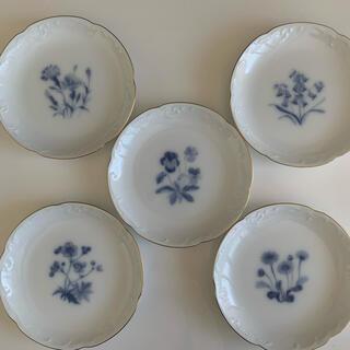 大倉陶園 - 大倉陶園 ケーキ皿 5枚セット