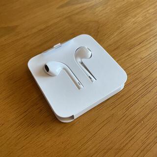 Apple - Apple*iPhone*付属品*純正*イヤホン*新品未使用