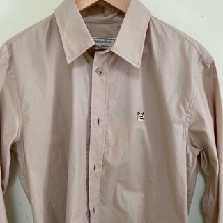 メゾンキツネ(MAISON KITSUNE')のMAISON KITSUNE レディースシャツ(シャツ/ブラウス(長袖/七分))