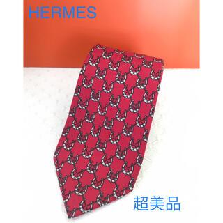 Hermes - エルメスHERMES 935 LA ネクタイ