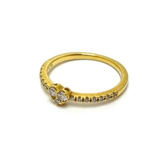 ポンテヴェキオ(PonteVecchio)のポンテヴェキオ ハート アクセサリー 小物 ジュエリー リング 指輪 ゴールド(リング(指輪))