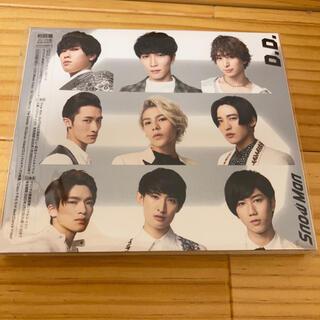 Johnny's - D.D./Imitation Rain  Snow Man 初回盤 CD DVD