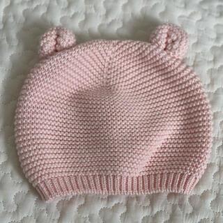 ベビーギャップ(babyGAP)のbaby GAP ニット 帽子(帽子)