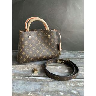 LOUIS VUITTON - LOUIS VUITTON ルイヴィトン モンテーニュBB 2wayバッグ