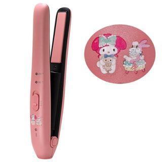 サンリオ - マイメロディ×羽海野チカ コードレスヘアアイロン B-CH01-PN ピンク