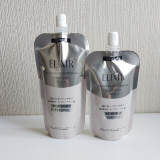 ELIXIR - エリクシールホワイトクリアローション+エマルジョン