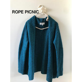 ロペピクニック(Rope' Picnic)のROPE PICNIC カーディガン(カーディガン)