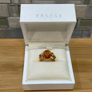 タサキ(TASAKI)のタサキ k18YG シトリン リング(リング(指輪))