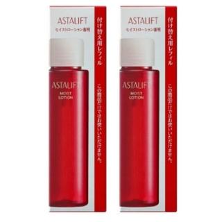 ASTALIFT - アスタリフト モイストローション 化粧水 レフィル 2本
