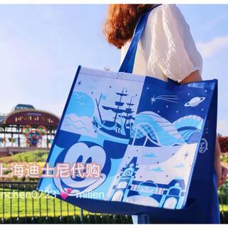 Disney - 上海ディズニーランド ミッキー ショッピングバッグ お買い物袋 数量限定