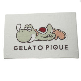 gelato pique - 即発送 値下げNG ジェラートピケ ヨッシー ブランケット