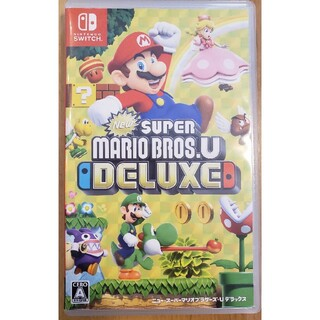 Nintendo Switch - NewスーパーマリオブラザーズU Switch