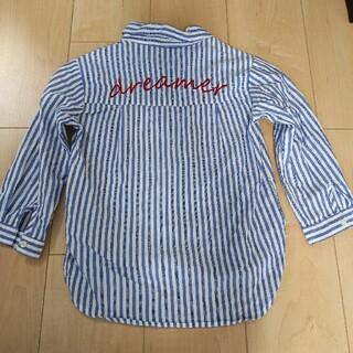 ザラキッズ(ZARA KIDS)のザラ キッズ シャツ 116センチ(ジャケット/上着)