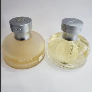 バーバリー(BURBERRY)のバーバリー ウィークエンド オードパルファム 50ml 2個セット(香水(女性用))