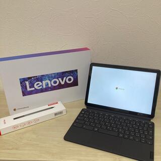 Lenovo - lenovo IdeaPad Duet Chromebook 128gb