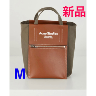 ACNE - 新品 Acne Studios トートバッグ ミディアム ショルダー 2way