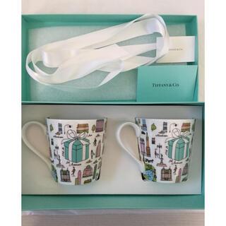 Tiffany & Co. - ティファニー ペアマグカップ 未使用品